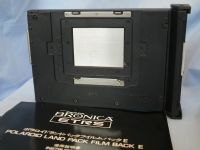 * MINT* ZENZA BRONICA ETR POLAROID BACK for ETR ETRS ETRSi + Inst £49.99